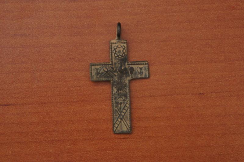 Crucifijo a identificar Dsc07411