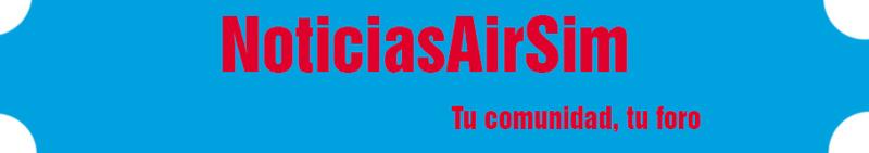 Noticias Air Sim