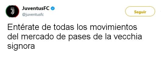 Juventus Twitter Oficial 15049010