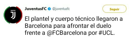 Juventus Twitter Oficial _2017011
