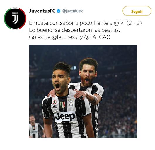 Juventus Twitter Oficial Tw_j210