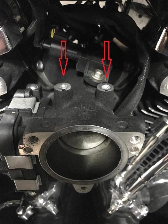 Choix du filtre à air - throttle by wire 21767810