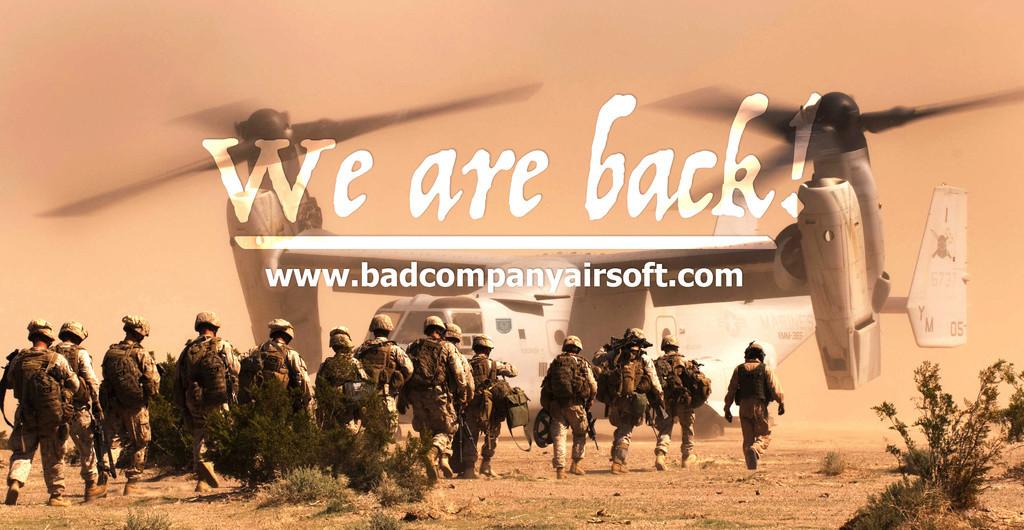 BAD COMPANY AIRSOFT SQUAD - Portal Badcom11