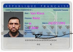 [GENDARME] Candidature Hanz Van Klaus Carte_10