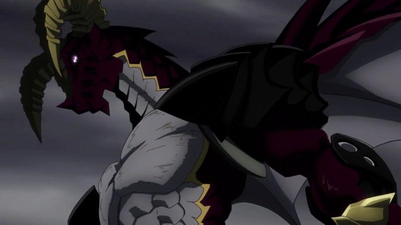 "Tannin ""Dragón Meteoro Ardiente"" ID Garuda11"