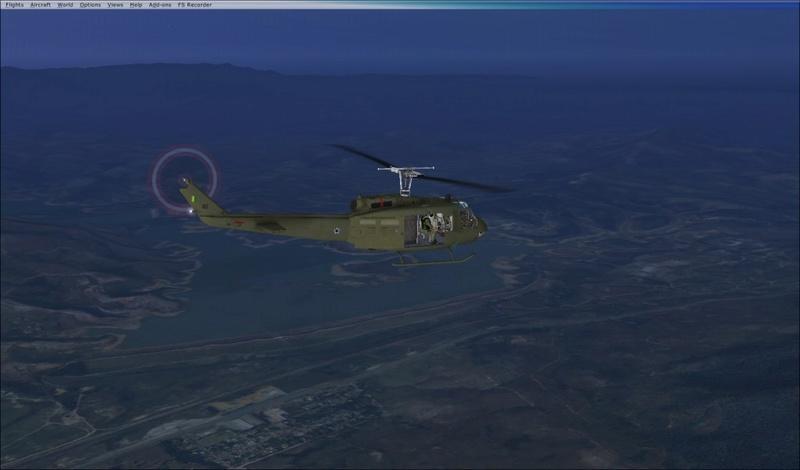Bell  UH-1H ND Redux  Textura Pelicano da Fab... 2017-811