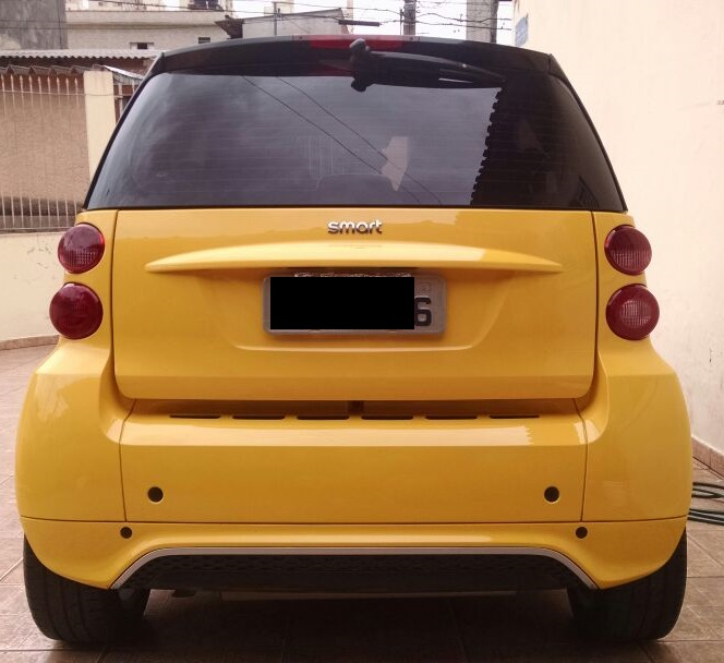 (VENDO): Smart Fortwo 1.0 Turbo Coupe 2015/2015 R$ 53.000,00 Img-2010