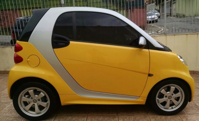 (VENDO): Smart Fortwo 1.0 Turbo Coupe 2015/2015 R$ 53.000,00 Img-2011