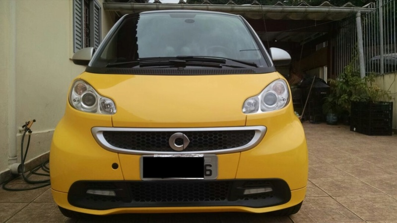 (VENDO): Smart Fortwo 1.0 Turbo Coupe 2015/2015 R$ 53.000,00 Img-2012
