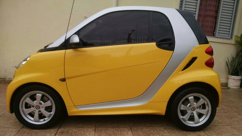 (VENDO): Smart Fortwo 1.0 Turbo Coupe 2015/2015 R$ 53.000,00 Img-2015