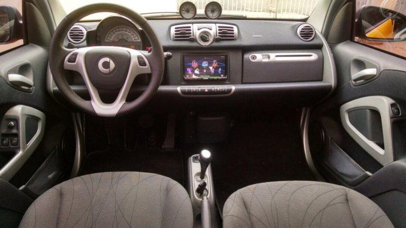 (VENDO): Smart Fortwo 1.0 Turbo Coupe 2015/2015 R$ 53.000,00 Img-2016