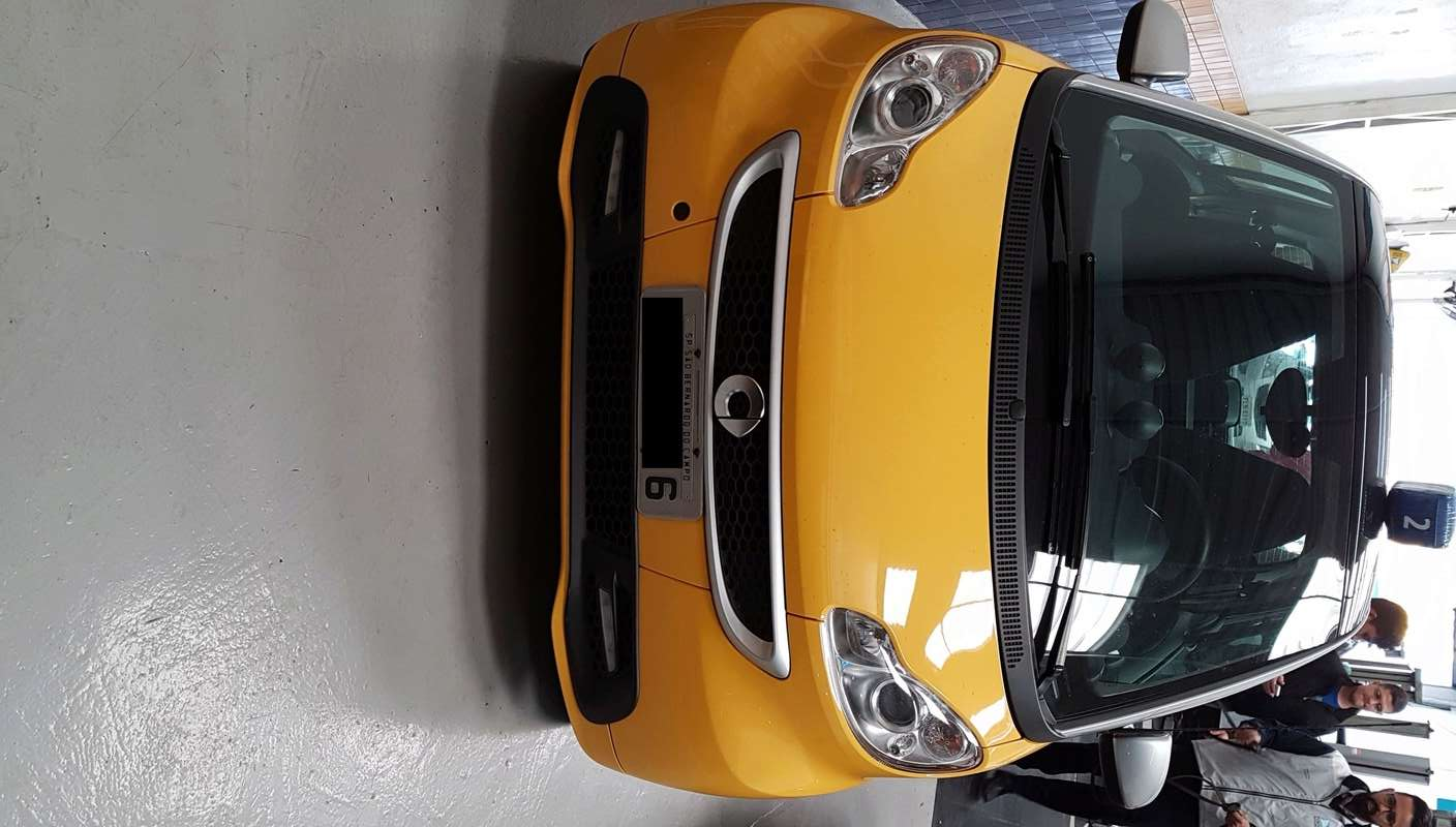 (VENDO): Smart Fortwo 1.0 Turbo Coupe 2015/2015 R$ 53.000,00 Img-2020