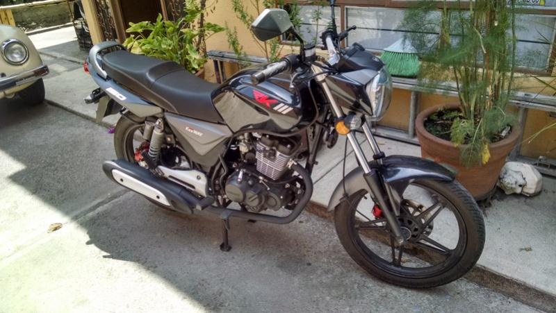 Modificación de rendimiento KEEWAY RKiii 150cc 2016 Img_2010