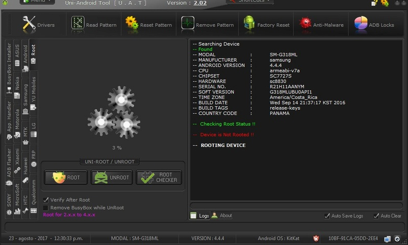 Aporte UAT 2.02 crack libre sin hwid ni pass Uni-ma10