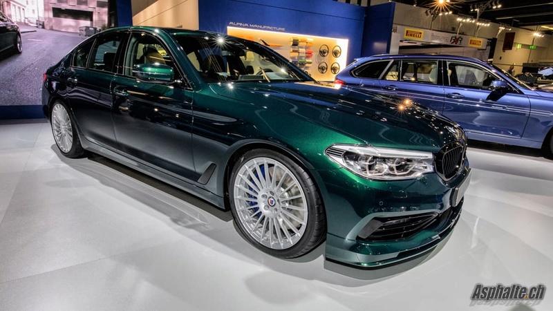 Actualité et Essai BMW et MINI Alpina10