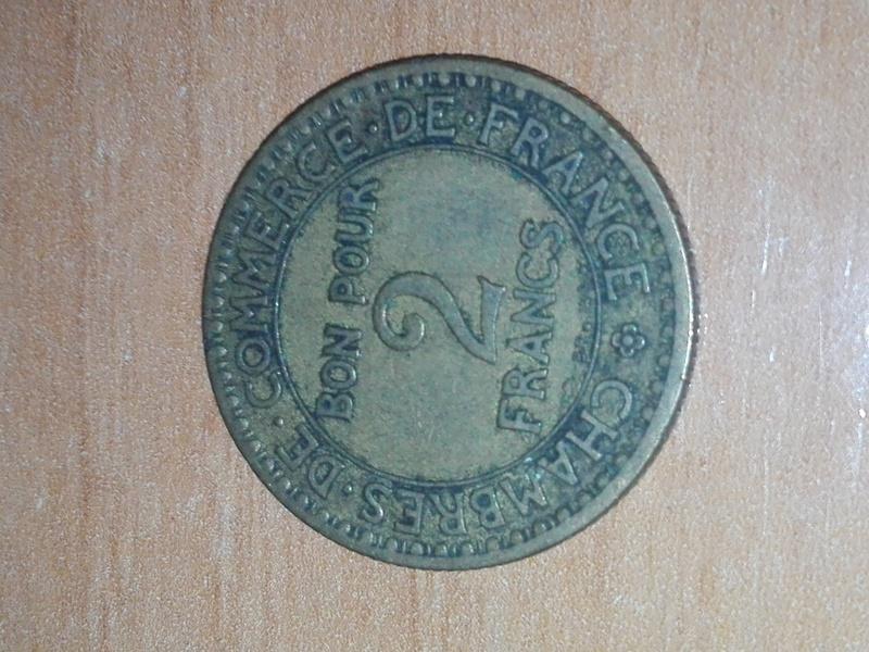 Francia. 2 Francos, 1921 Img_2010