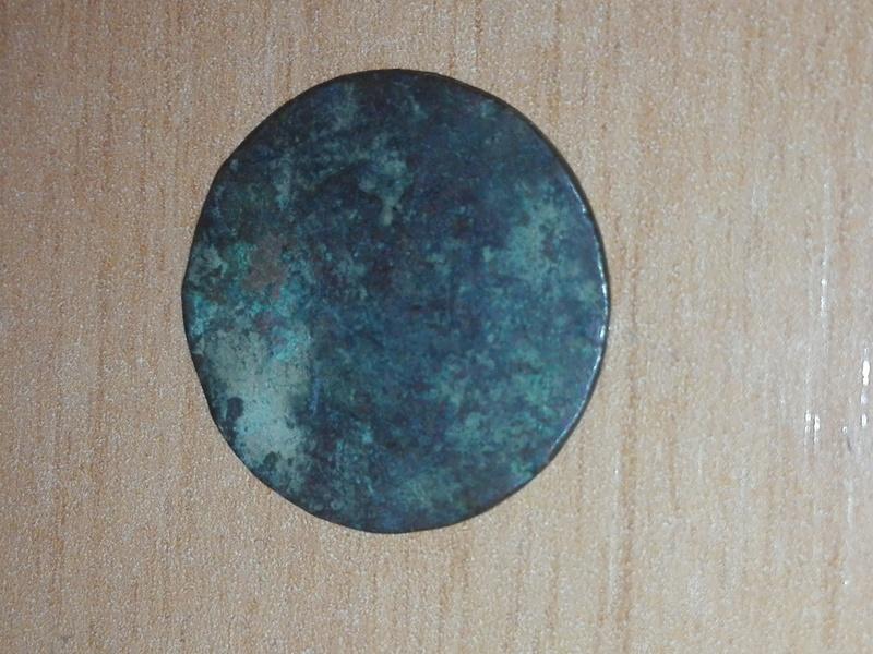 5 céntimos del Gobierno Provisional, 1870  Img_2021
