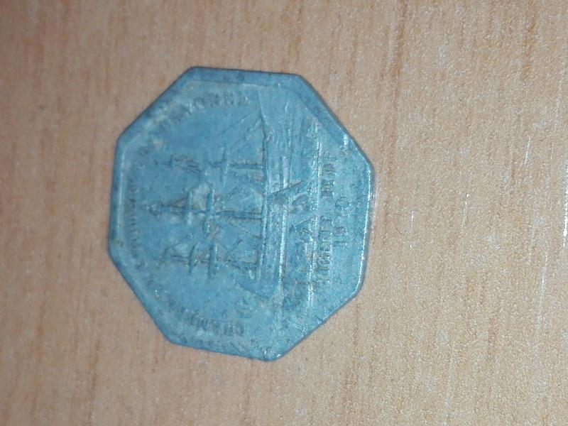 Francia Bayona, 50 Céntimos 1920, Ficha cámara de Comercio de Bayona.      Img_2029