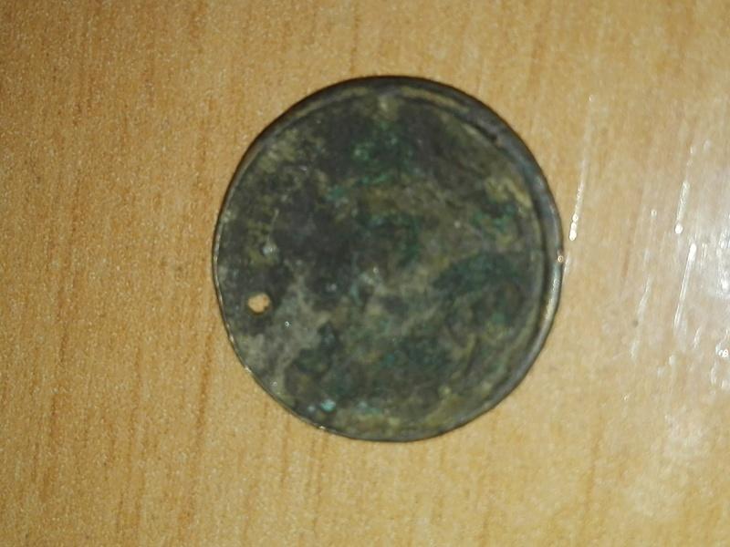 esta mas bien parece una medalla - 2 Img_2051
