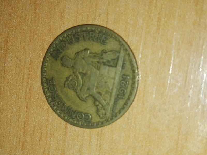 Francia, Tercera República, 1 Franco de 1921 Img_2052