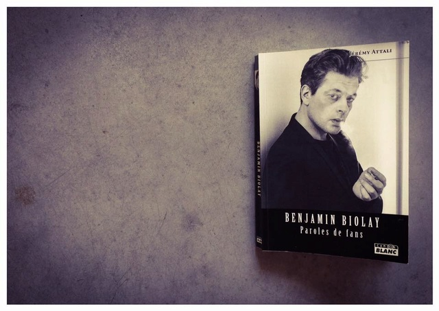 Le livre Benjamin Biolay - Paroles de Fans est disponible  Visuel13