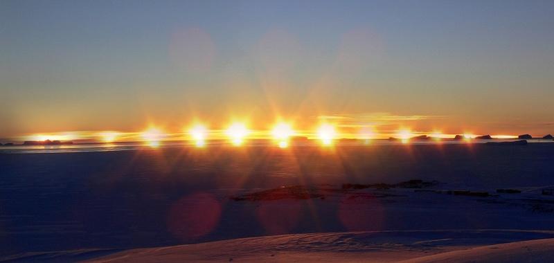 Lever- Coucher de soleil 8310