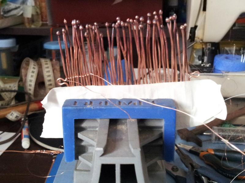 Bracelet en cuivre - expérimentation de nouvelles techniques  Img_2010