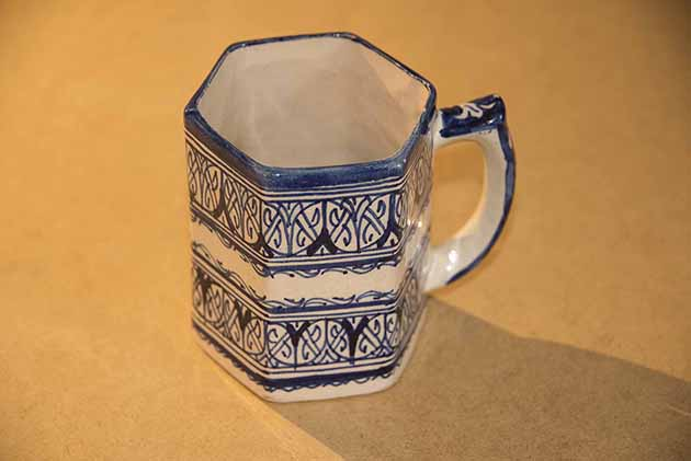 Fragile old cup - Dio. Fes, Morocco  Bcup110