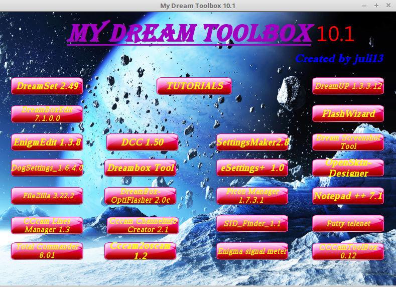 My Dream Toolbox Screen13