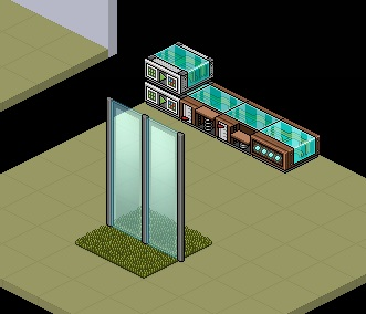 Wireds: Auto Door Opening Using Glass Dividers H112