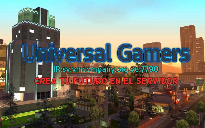 Universal Gamers RP