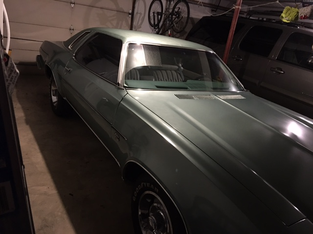 Newly Purchased '77 Chevelle Image211