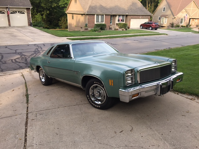 Newly Purchased '77 Chevelle Image212
