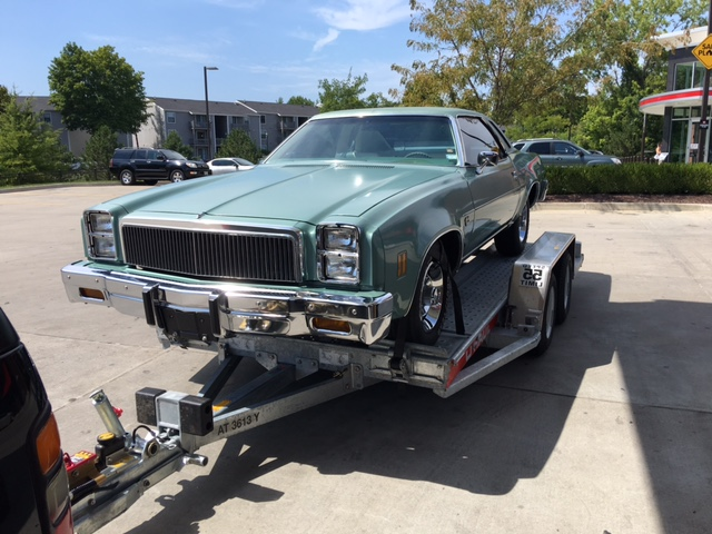 Newly Purchased '77 Chevelle Image310