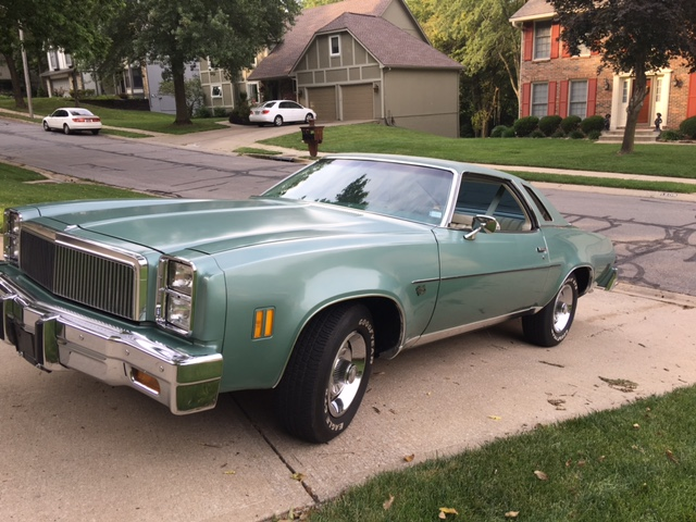 Newly Purchased '77 Chevelle Image313
