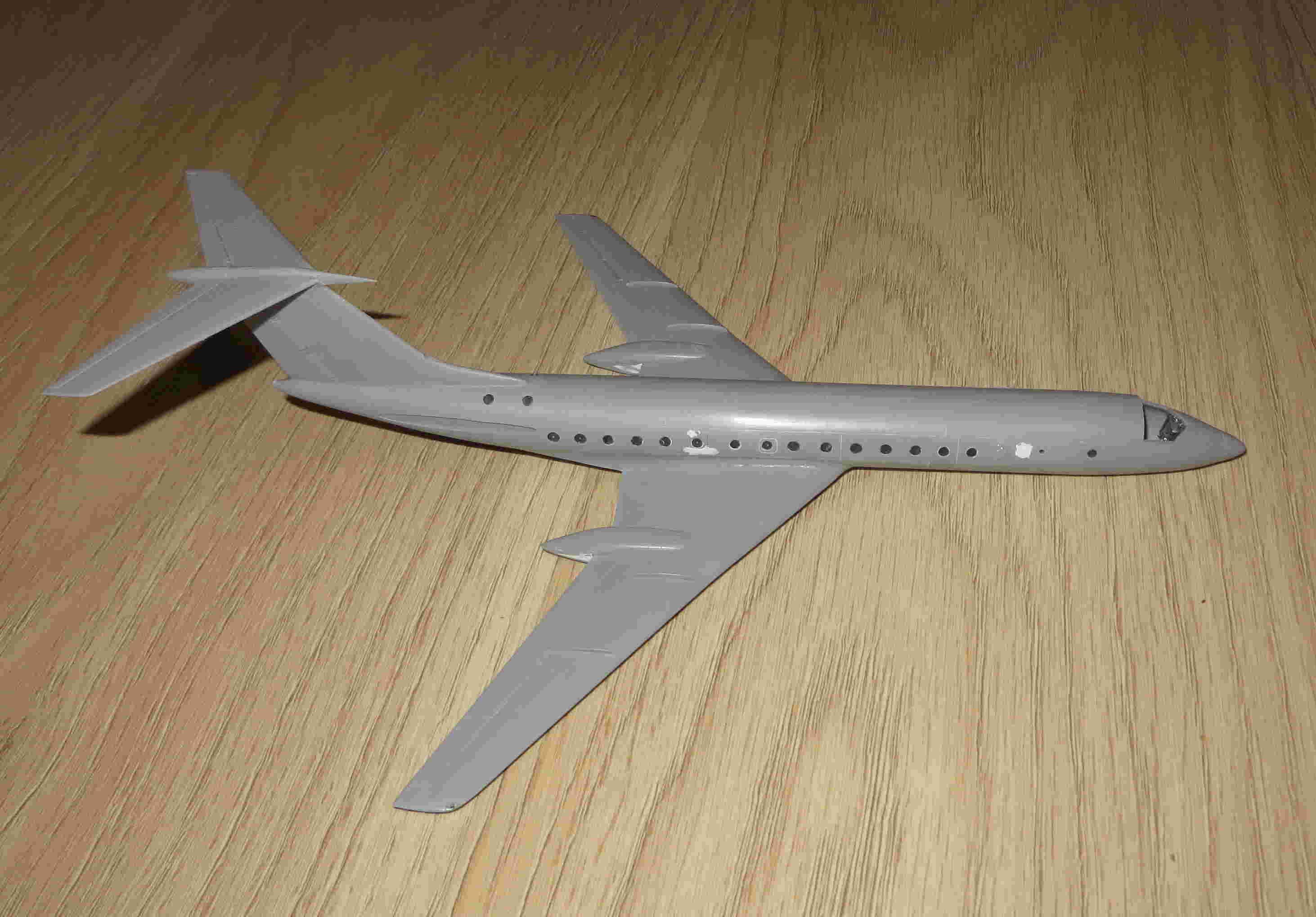 Ту-134Б-3 - RA-65694 - ZVEZDA 1/144 Img_3010