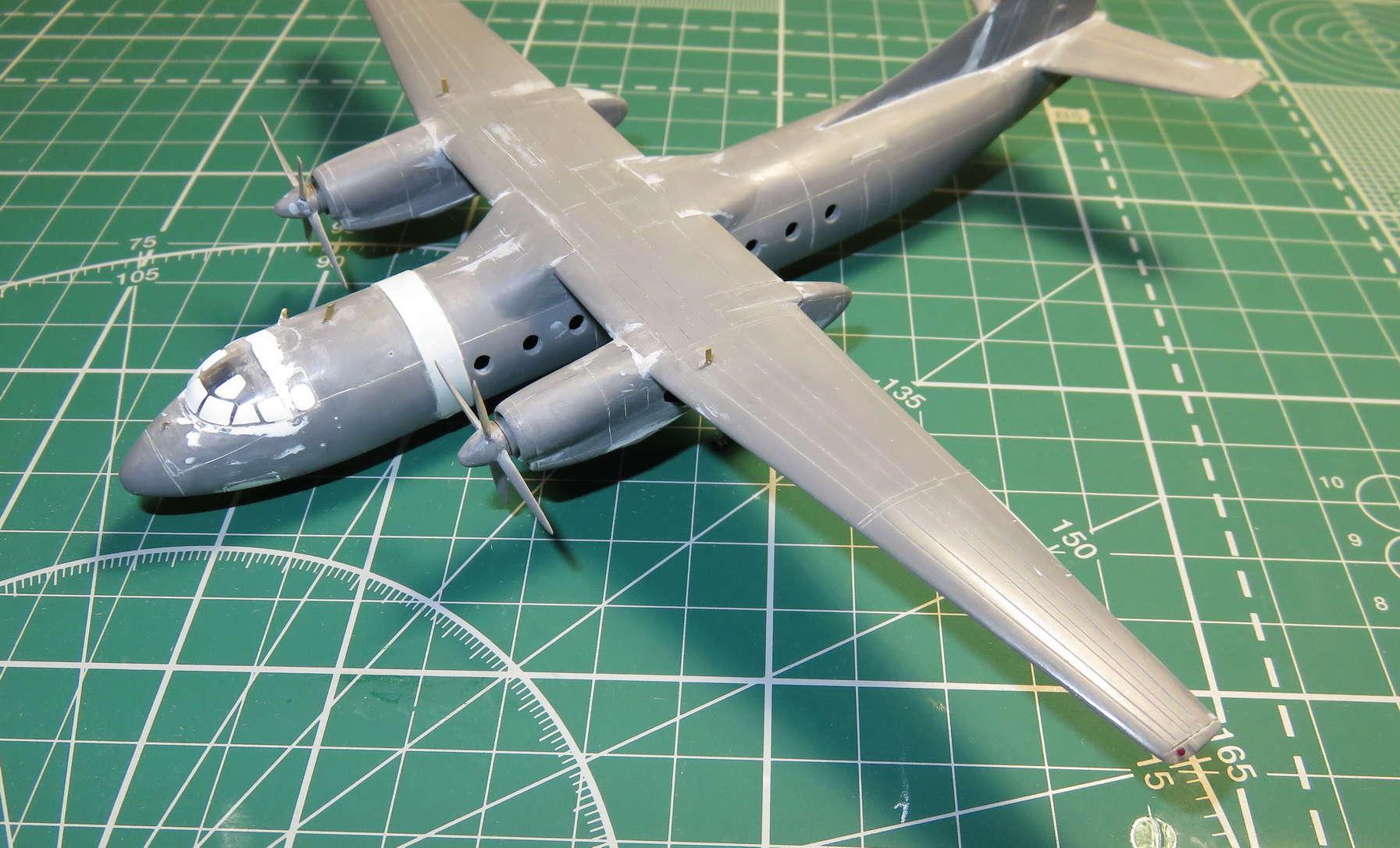 Ан-24Б СССР-46259 АЭРОФЛОТ 1-144 Восточный Экспресс Img_3110