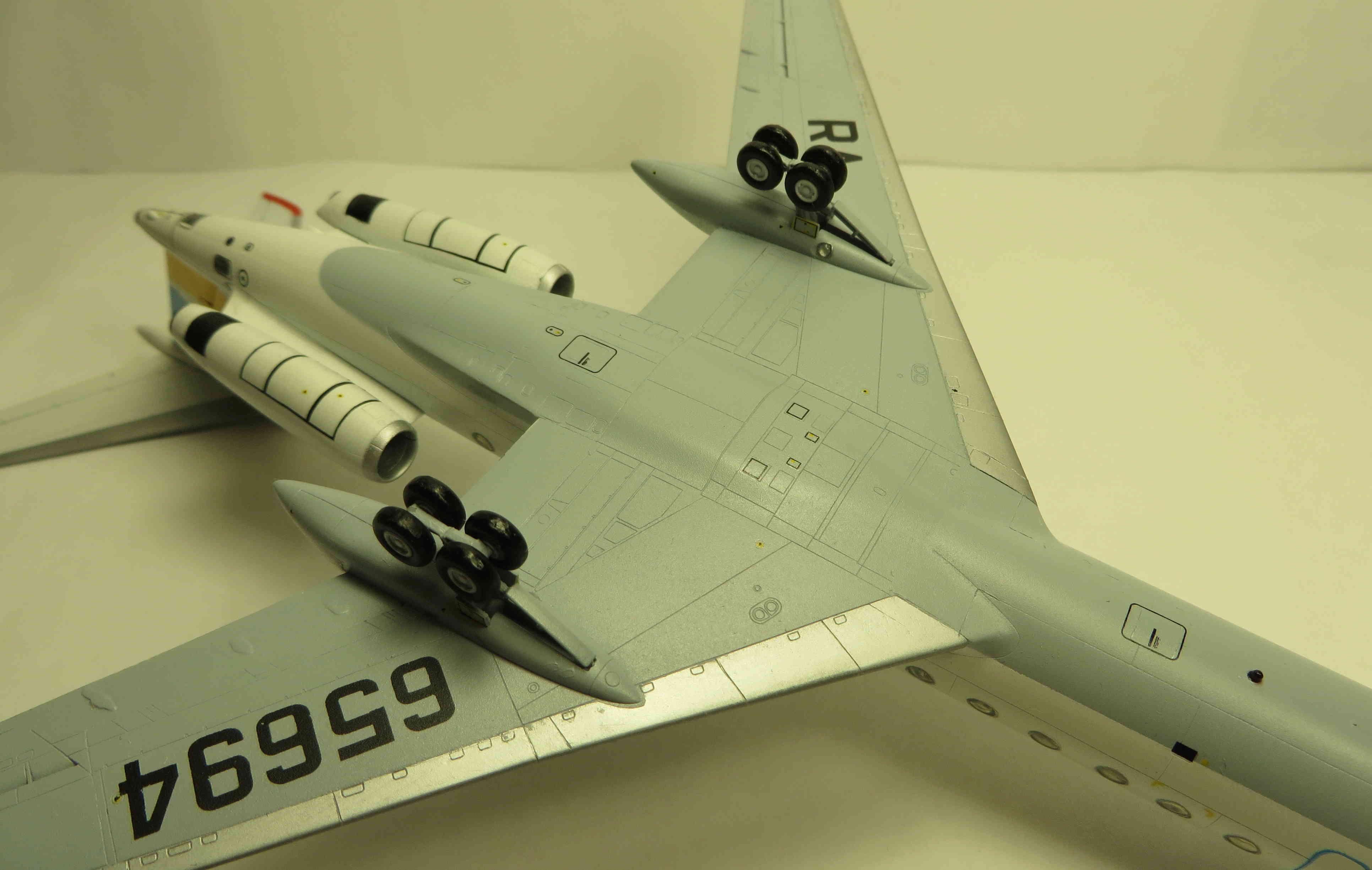 Ту-134Б-3 - RA-65694 - ZVEZDA 1/144 Img_6214