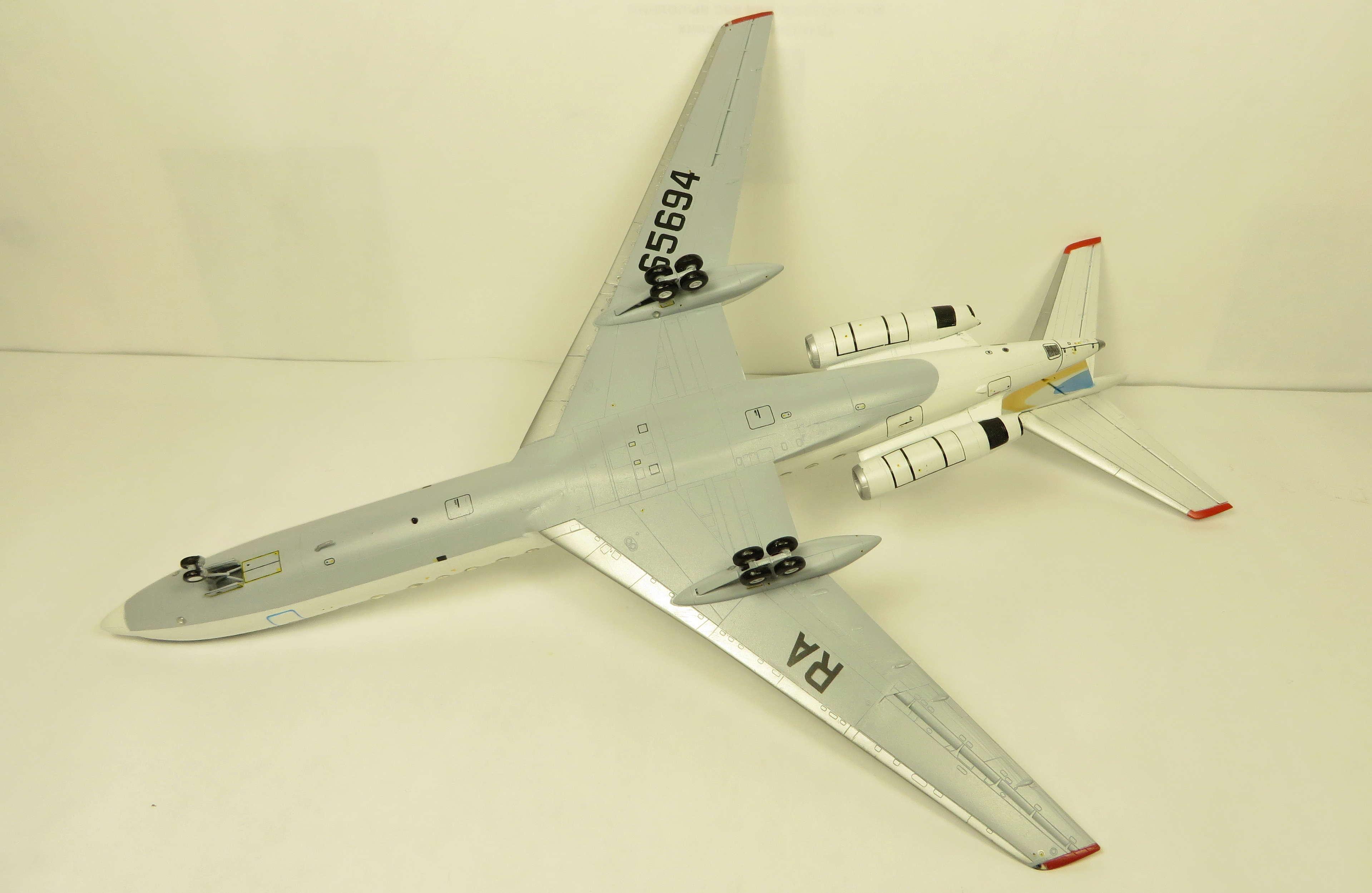 Ту-134Б-3 - RA-65694 - ZVEZDA 1/144 Img_6315