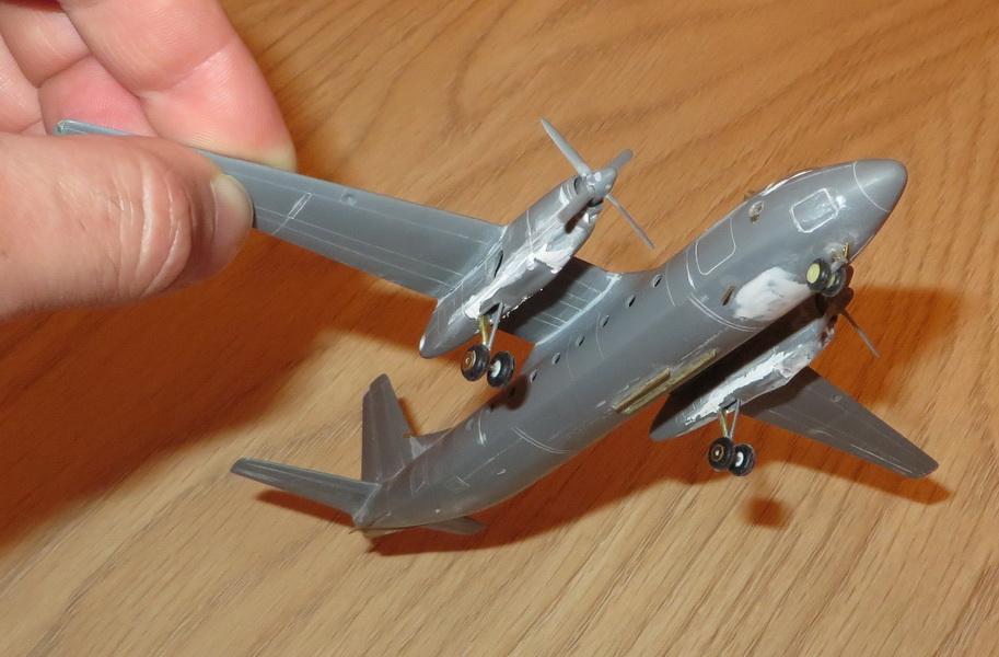Ан-24Б СССР-46259 АЭРОФЛОТ 1-144 Восточный Экспресс Img_7610
