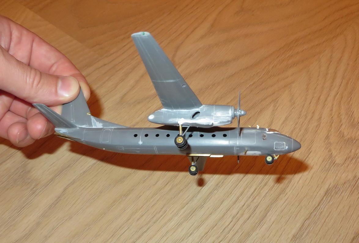 Ан-24Б СССР-46259 АЭРОФЛОТ 1-144 Восточный Экспресс Img_7611