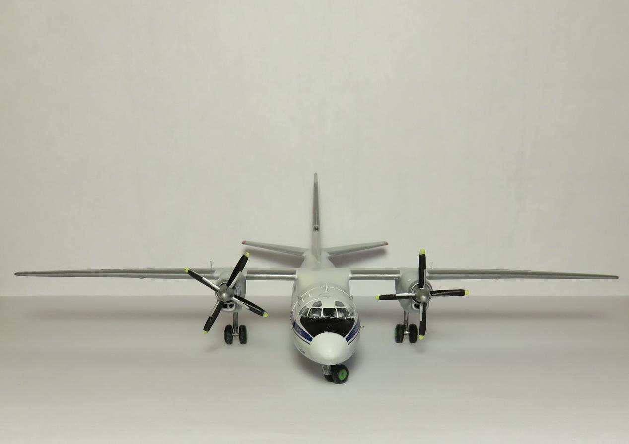 Ан-24Б СССР-46259 АЭРОФЛОТ 1-144 Восточный Экспресс Img_8915