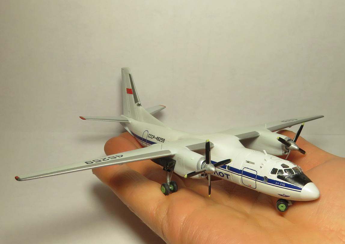 Ан-24Б СССР-46259 АЭРОФЛОТ 1-144 Восточный Экспресс Img_9014