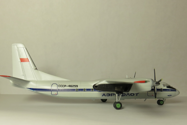 Ан-24Б СССР-46259 АЭРОФЛОТ 1-144 Восточный Экспресс Img_9018