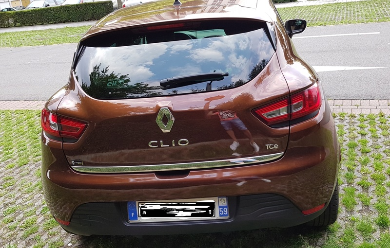 Ma Clio 4 Intens 0.9 Tce 90 Brun ardent 20170819