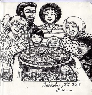 [defis] Inktober 2017 Inktob13