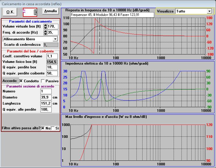 """Dubbio sub 18"""" bass reflex  Image010"""