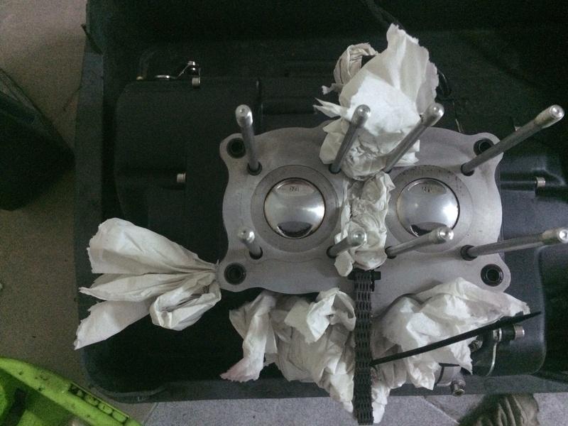 Personalização de Leonart Spyder 125cc  Img_4610