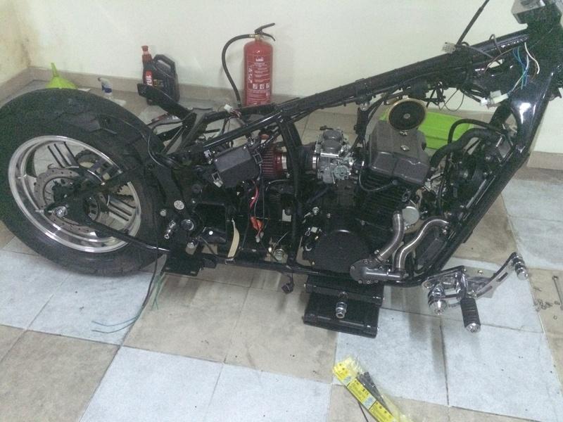 Personalização de Leonart Spyder 125cc  Img_4811