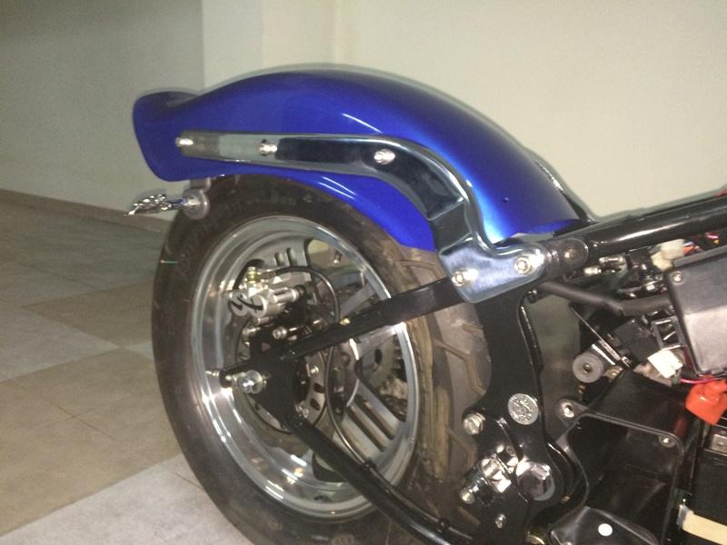 Personalização de Leonart Spyder 125cc  Img_4813